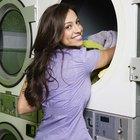Cómo limpiar el filtro de pelusa de la secadora