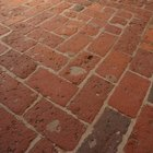 How to seal interior brick floors with wax