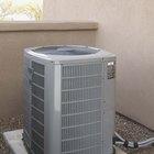 ¿Qué hace que una unidad central de aire acondicionado forme hielo y deje de funcionar?