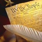 Los tres tipos de poderes otorgados por la Constitución de los Estados Unidos