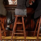 How to Sew a Bar Stool Cover