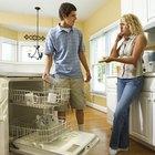 O que causa cheiro de ovo podre em uma máquina de lavar louça?