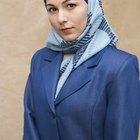 Por que as mulheres dos países do Oriente Médio vestem-se da cabeça aos pés?