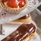 Tipos de pasteles franceses