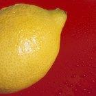 Cómo cortar el sabor del jugo de limón