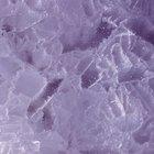 O que são cristais amorfos?