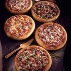 ¿Cúal es el secreto para hacer una pizza al estilo de un restaurant?