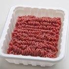 Cómo descongelar la carne para hamburguesas rápidamente