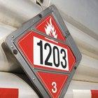 Lista de gases inflamáveis