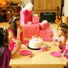 Ideas para fiesta de cumpleaños de 4 años de princesas