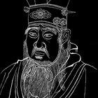 Figuras o símbolos que representan el confucianismo