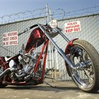 Motorcycle frame building supplies