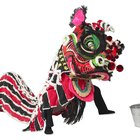 How to make a Chinese parade dragon costume