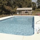 Como encher de terra uma piscina que não vai mais ser usada