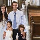 Formas divertidas para entrenar a tu hijo a que se comporte en la iglesia