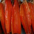 Cómo comer salmón ahumado frío