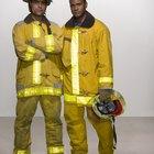 Como é o vestuário operacional dos bombeiros?