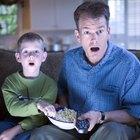 ¿Cómo la violencia en los programas de televisión desensibiliza a los niños?