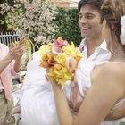Cómo vestirse para una boda al aire libre