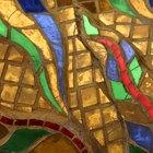 Ideas de diseños para mosaicos murales de azulejos