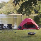 Acampar en los parques estatales cercanos a Georgetown, South Carolina