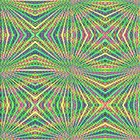 How to draw psychedelic art