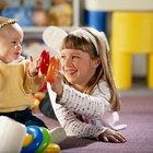 Lista de las cuatro funciones del juego en el desarrollo infantil