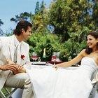 How to make a wedding chair sash