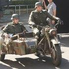 Tipos de motos alemãs da Segunda Guerra Mundial