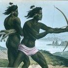 Cómo construían los nativos norteamericanos sus arcos y flechas