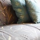 Cómo sacar la pintura de látex seca de un sofá