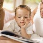 La importancia de la lectura de los padres para un niño con retraso en el habla