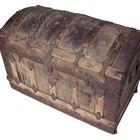 Cómo restaurar un viejo baúl de madera