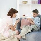 Cómo ayudar a mi hijo para que deje de pegar cuando se enoja