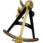 Cómo aprender a usar un sextante