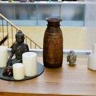 Como montar um pequeno altar budista