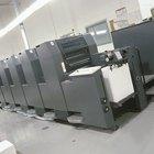La historia de la imprenta digital