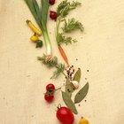 Fertilización de tomates y pimientos