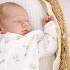 Los horarios para un recién nacido