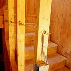 Las propiedades de capacidad de carga de la madera común