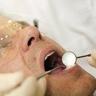 Como um dentista drena um abscesso dentário