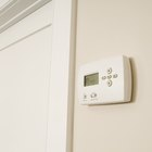 Cómo programar un termostato Johnson A419