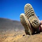 Las mejores botas para caminata en el verano