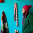 Cómo agrandar un suéter de lana