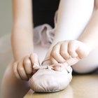 Como fazer sapatilhas de balé caseiras