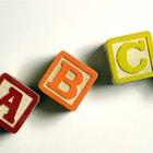 Cómo enseñar a tu hijo a memorizar el alfabeto