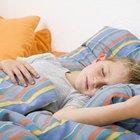 ¿Por qué los niños hacen un berrinche para irse a la cama?