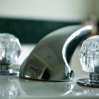 Componentes de uma torneira