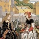 Atividades das mulheres nobres na Idade Média