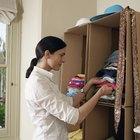 Cómo hacer un armario en un dormitorio que no lo tiene